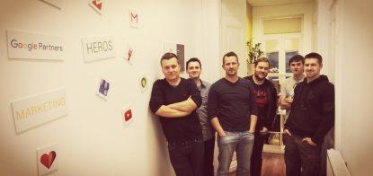 Kis csapatból digitális ügynökség