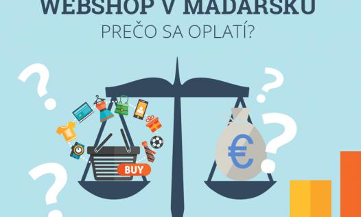 Webshop v Maďarsku – prečo sa to oplatí?